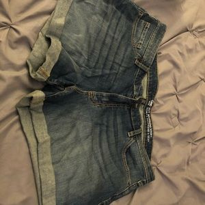 Women's Gap Boyfriend Jean Shorts